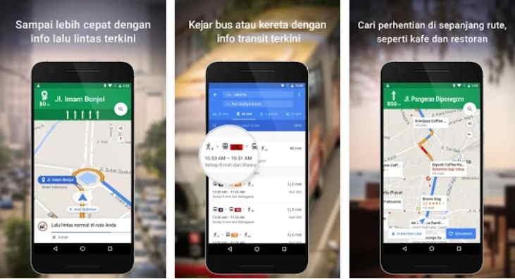 10 Aplikasi Gps Penunjuk Jalan Pemandu Arah Saat Bepergian